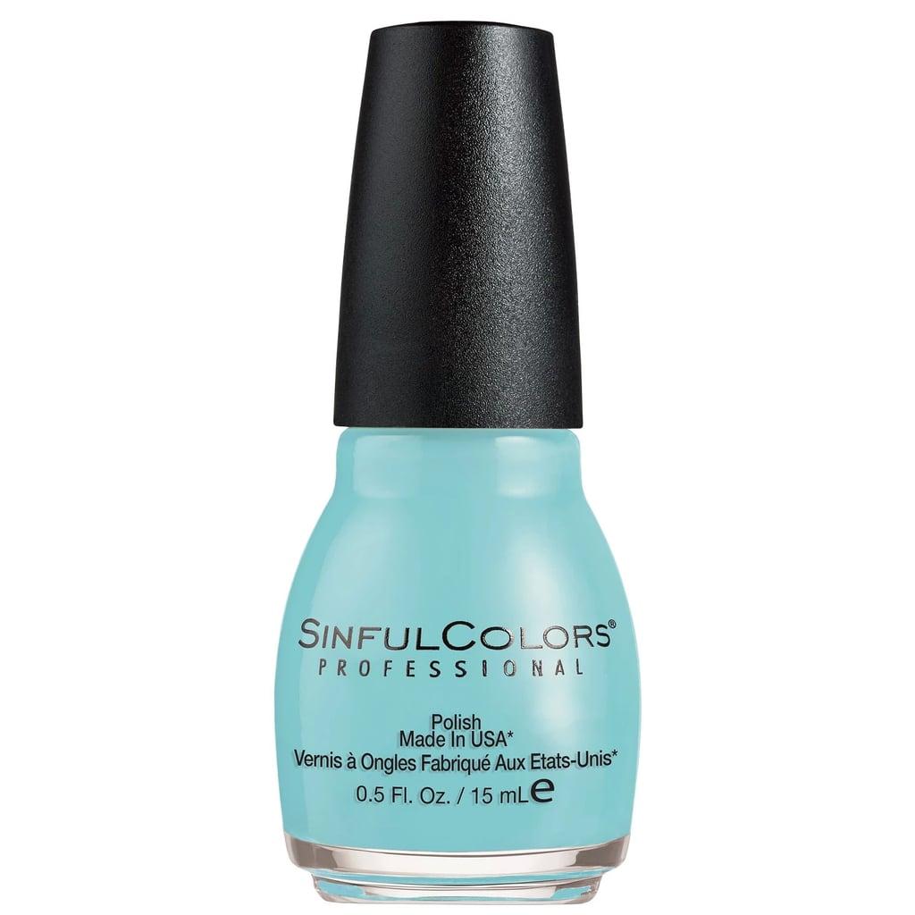 Ocean Blue: Sinful Colors Nail Polish in Wonder Mint   Tropical Nail ...