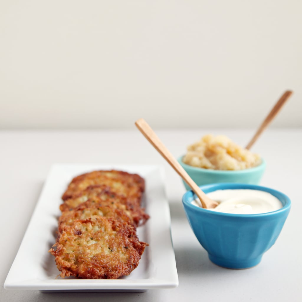 Popsugar Food: Latkes Fried In Duck Fat