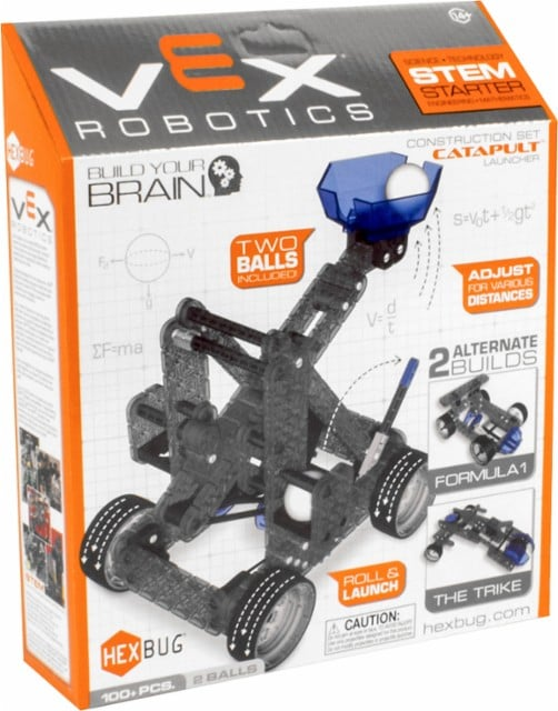 Hexbug Vex Robotics Catapult Construction Kit