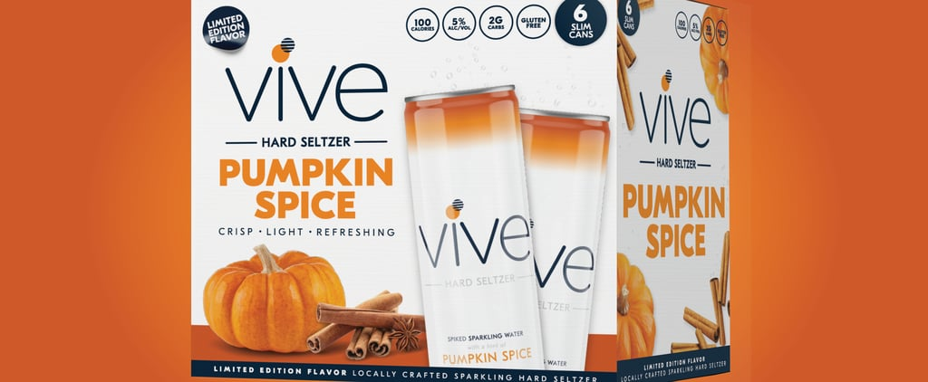 Pumpkin Spice Hard Seltzer Is Coming Soon — Where to Get It