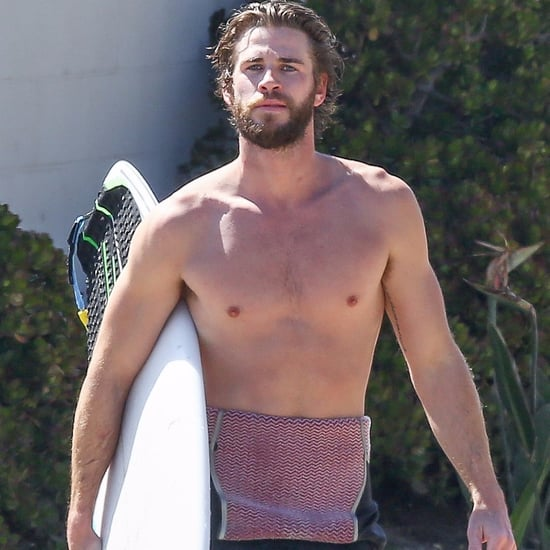 Best Celebrity Shirtless Pictures 2017