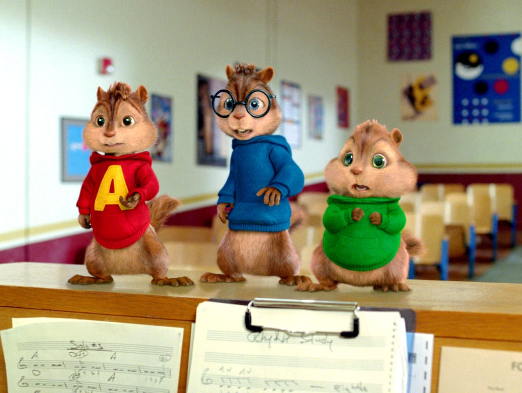 alvin and the chipmunks: the squeakquel | regal cinemas $1 summer