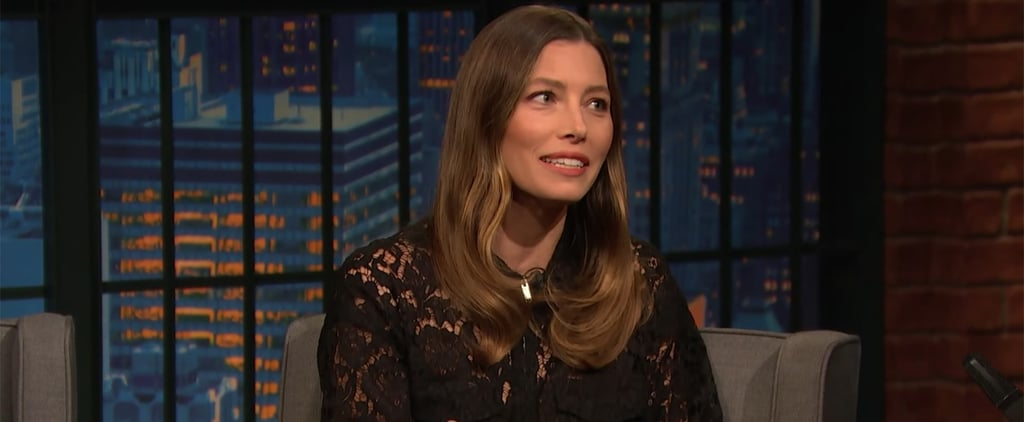 Jessica Biel Says She Works Out to True Crime Podcasts