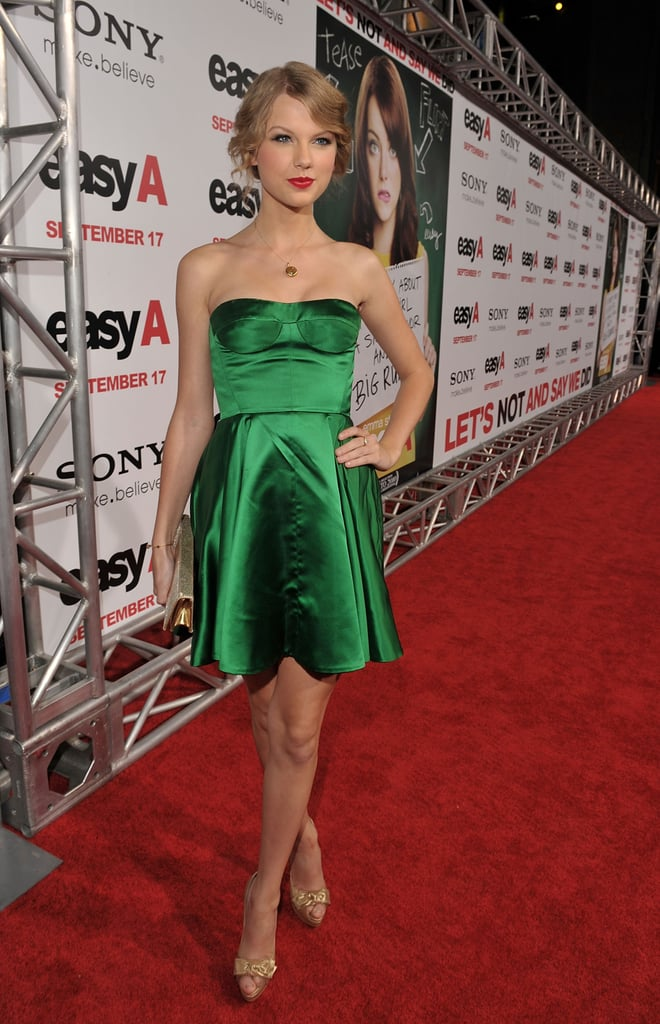 Pictures of Easy A Premiere