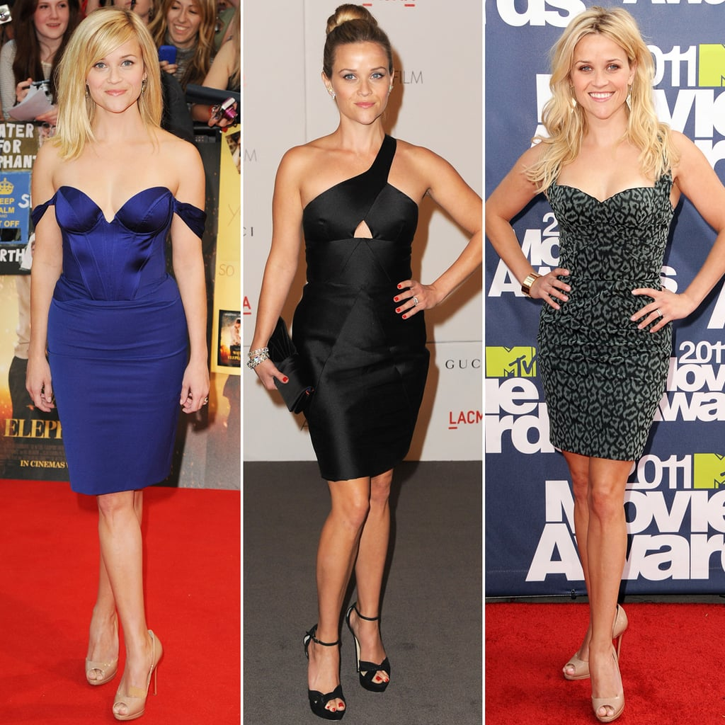 Reese Witherspoon's Sexiest Styles