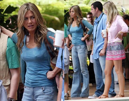 Jennifer aniston just go with it bikini gif