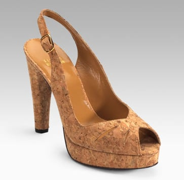 Fab's Spring Shoe Guide! Cork Heels