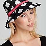 As the saying goes, April showers bring May flowers, so stay dry and fashionable with this windowpane Kate Spade bucket hat ($78).