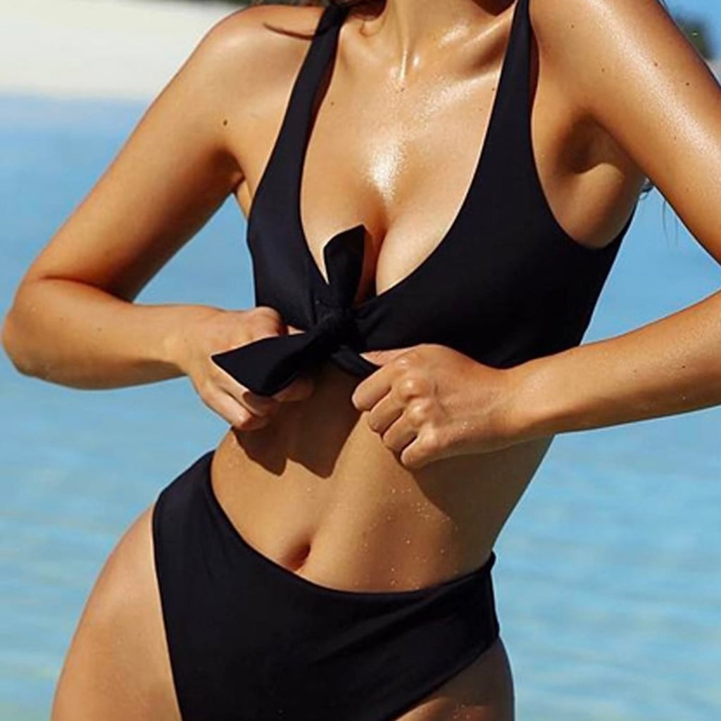 Best High-Waisted Bikini on Amazon