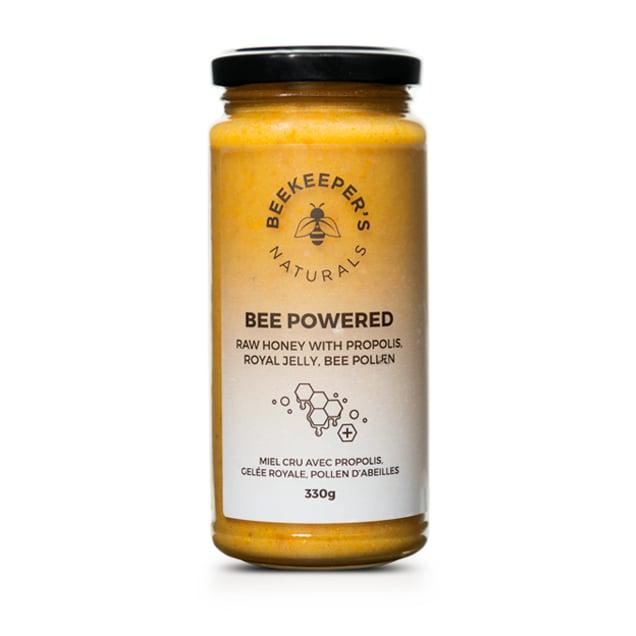 Beekeeper's Naturals Bee Powered