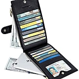 Travelambo RFID Blocking Bifold Wallet