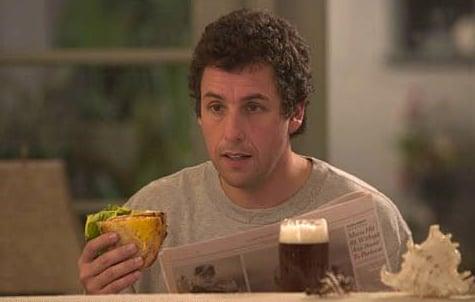 TV Dinners: Spanglish - Thomas Keller's Sandwich