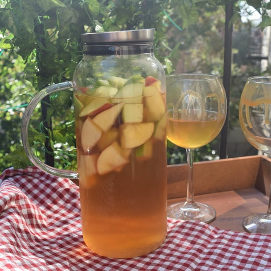 Caramel Apple Sangria Recipe