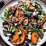 Roasted Squash, Caramelised Fig, and Feta Salad