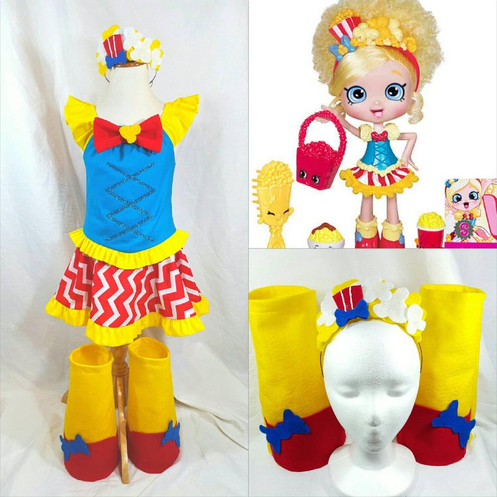 Shopkins Popette Popcorn Costume | Shopkins Halloween Costumes For ...
