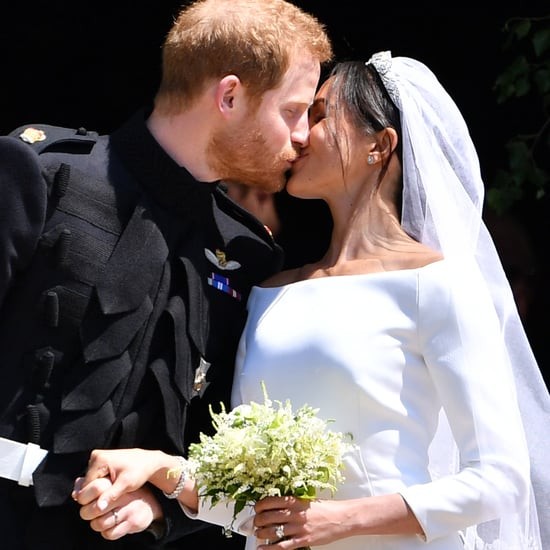 A Rare Photo From Meghan Markle and Prince Harry's Wedding