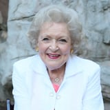 Betty White on The Late Late Show January 2016