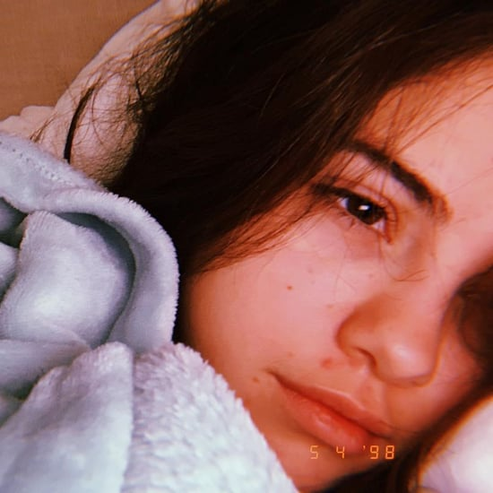 Selena Gomez Posts Makeup Free Selfie on Instagram