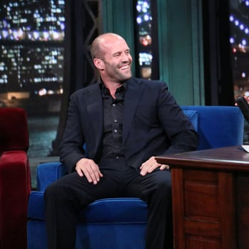 Jason Statham Reads Oprah's Favorite Things