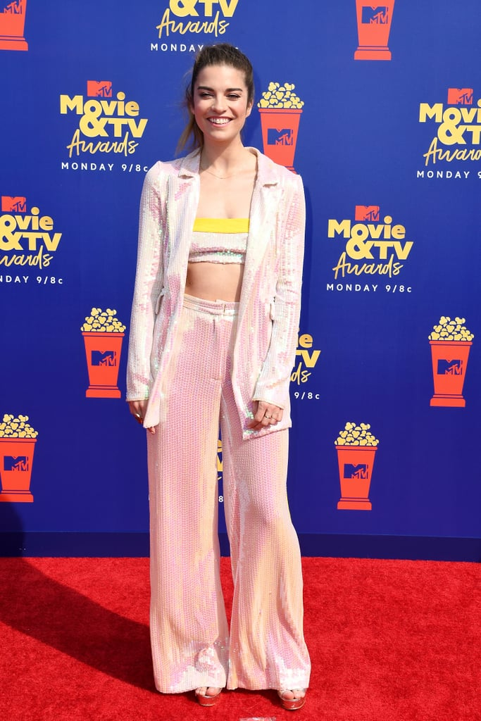 Annie Murphy at the 2019 MTV Movie and TV Awards