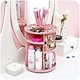 Pink Makeup Organizer