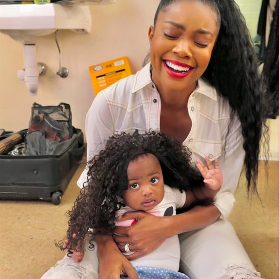 Baby Kaavia James Wore Gabrielle Union's Wig
