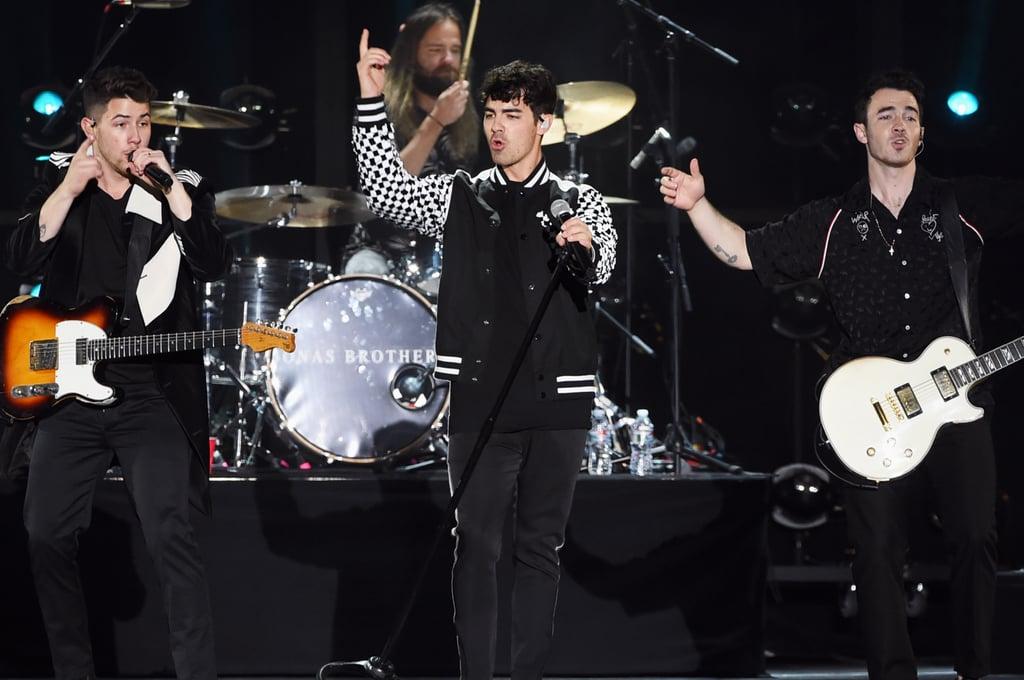 Jonas Brothers at the iHeart Radio Wango Tango 2019 Pictures