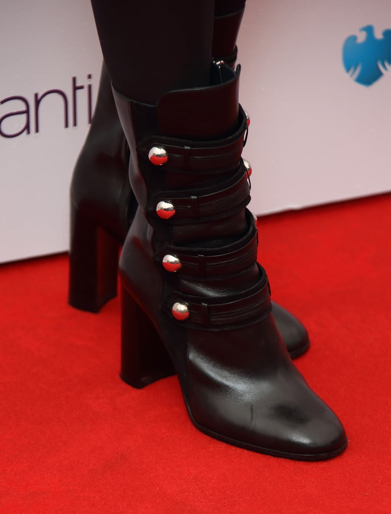 Princess Beatrice's Buttoned Boots