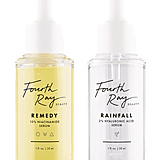 Fourth Ray Remedy + Rainfall Serum Duo