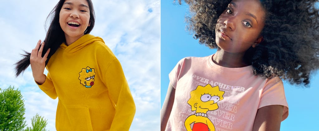 Cute Simpsons Clothing For Tweens at Old Navy