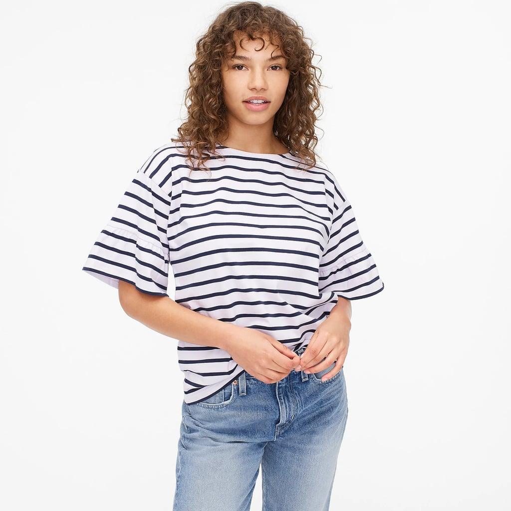 Of the Same Stripe: Mariner Cloth T-Shirt