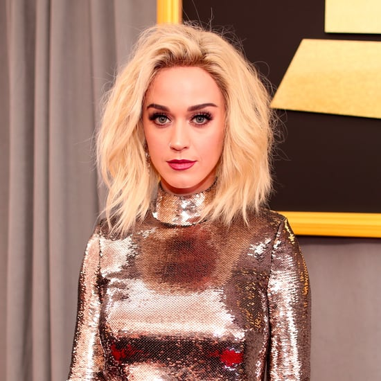 Katy Perry Makes Fun of Britney Spears at the Grammys 2017