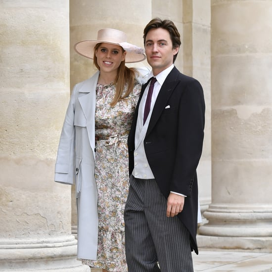 Princess Beatrice and Fiancé Attend Royal Wedding in Paris