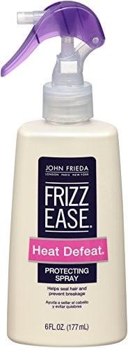 John Frieda Frizz Ease Heat Defeat Protective Styling Spray ($7)