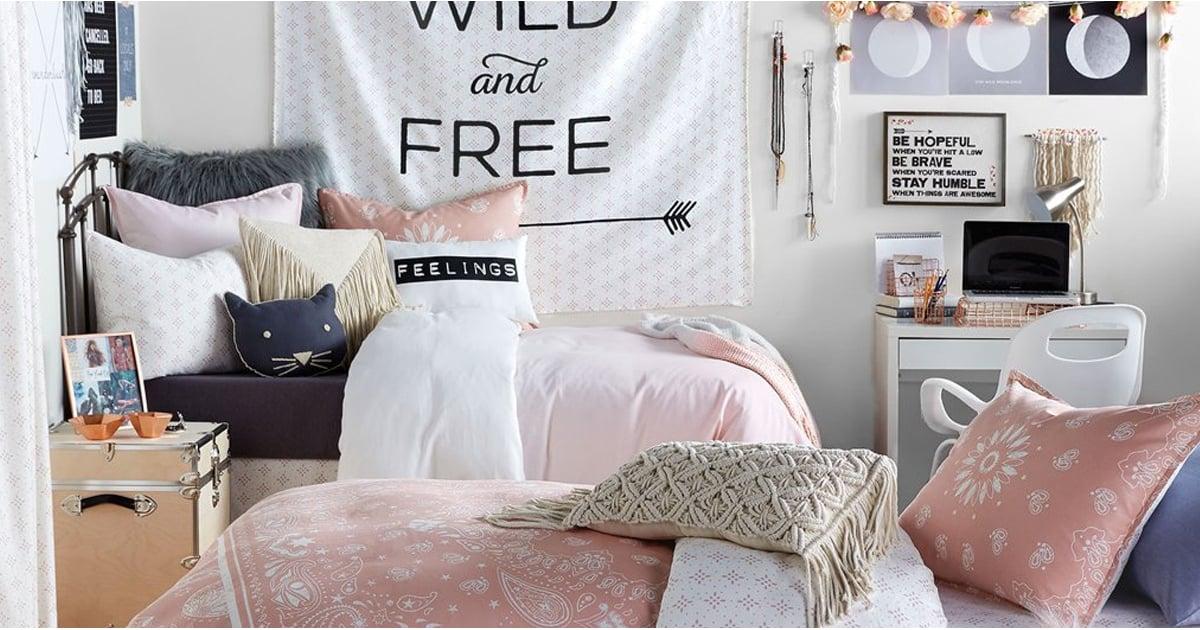 Best Places To Shop For Dorm Decor Popsugar Home