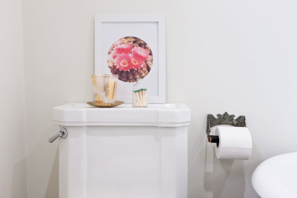 Toilet Paper Placement