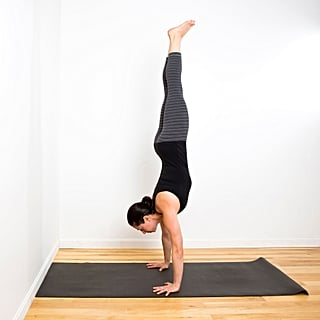 advanced yoga poses  pictures  popsugar fitness