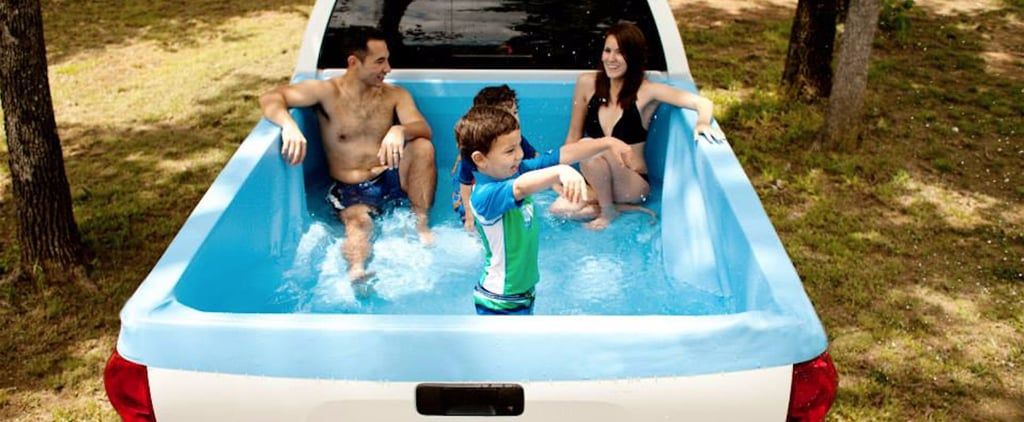 Pick-Up Pools Are the Coolest Way to Bring the Party to the Parking Lot