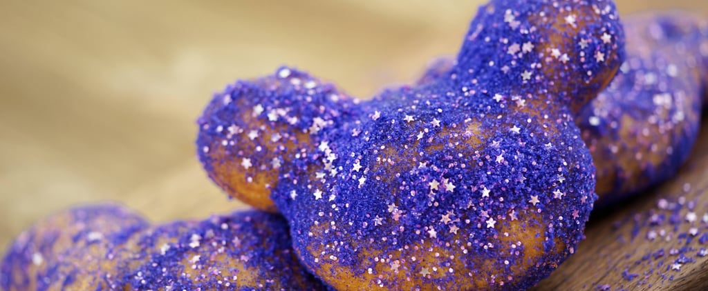 Disneyland Debuts Sparkly Blackberry Beignets Plus More Limited-Edition Menu Items!