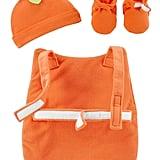 Carter's Little Jack-o-Lantern Halloween Carrier Costume