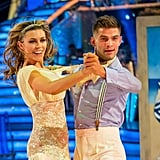 The Ballroom Dances: Abbey Clancy and Aljaz Skorjanec's Quickstep