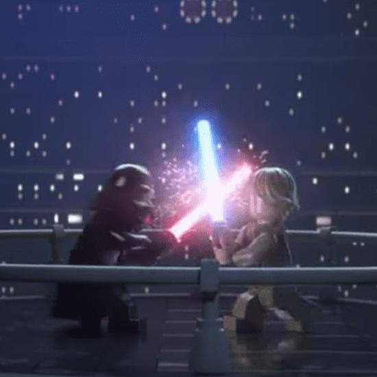 Lego Star Wars Skywalker Saga Trailer