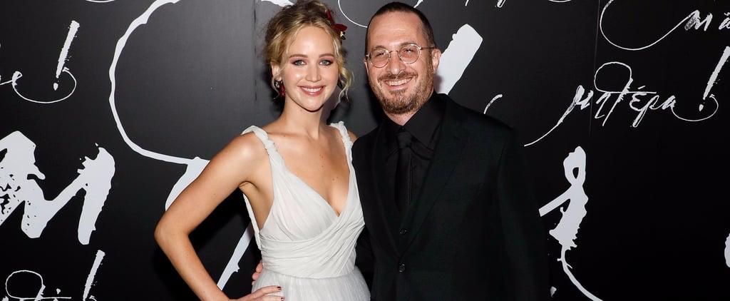 Jennifer Lawrence and Darren Aronofsky Break Up