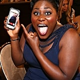 Danielle Brooks totally FaceTimed someone into the show!