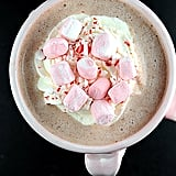 Peppermint Slow Cooker Hot Chocolate