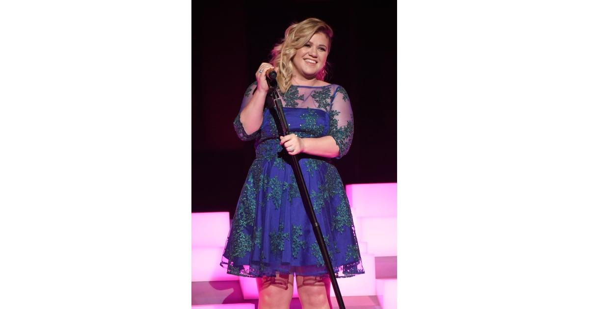 Kelly Clarkson | Go Inside the iHeartRadio Music Awards ...