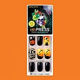 imPRESS Press-on Manicure in Medium in Devilish