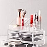 Acrylic 3-Drawer Makeup Organizer