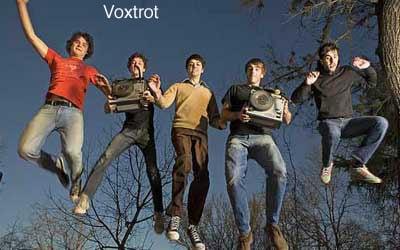 voxtrot copy