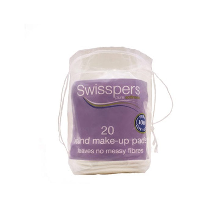 Swisspers Cotton Travel Make-up Pads, $1.99